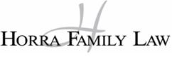 Horra Family Law Logo
