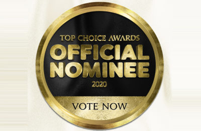 Please Vote Horra Family Law for Top Choice Award!